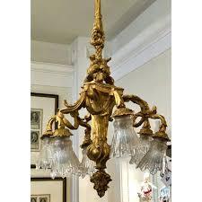 vintage french chandelier image of vintage french xvi gilt bronze chandelier catania vintage french country wood vintage french chandelier