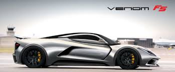 Small Picture The Hennessey Venom F5 Could be a 290 MPH Machine