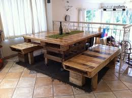 easy to make furniture ideas. dining table out of pallets wood ideas shared via slingpic easy to make furniture u