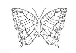 Small Picture Coloring Pages Butterfly Coloring Book of Coloring Page