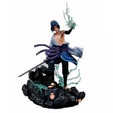 Naruto Anime Figure Uchiha Sasuke Doll Toys for Kids Decoration Home Shippuden  Naruto Action Model Figma Juguetes PVC Toys Figma|Action & Toy Figures