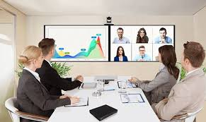 Types Of Video Conferencing Technology Eztalks
