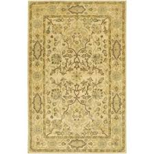 adonia cream gold brown green 8 ft x 11 ft indoor