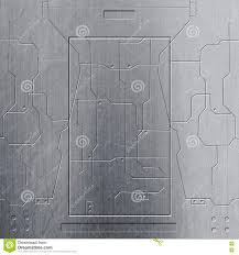 sci fi wall texture. Simple Wall Scifi Wall Chrome Metal Wall And Circuits Background For Sci Fi Wall Texture