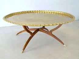 mid century glass coffee table eye catching round brass coffee table of mid century tray top for at mid century glass coffee table nz