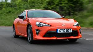It's the Toyota GT86 Orange Edition! | Top Gear