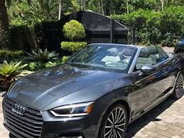 2018 audi a5 cabriolet lease in miami fl swapalease
