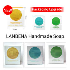 <b>LANBENA 24K Gold Handmade</b> Soap Tea Tree Essential Oil Facial ...