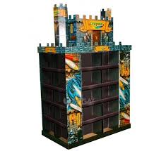 Cardboard Book Display Stands kids book display rack Fashion Corrugated Cardboard Book Display 88