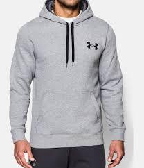 under armour hoodies mens. true gray heather, zoomed image under armour hoodies mens e