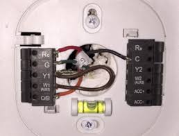 hacking the ecobee3 for wiring success andrew mcgrath medium Ecobee Wiring Diagram the new ecobee3 wiring the brown \u201cjumper\u201d i crafted is connected to the white wire (although its hard to see here) ecobee wiring diagram for a heat pump