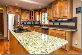 full size of kitchen flooring ideas with honey oak cabinets quartz countertops black hardware what color