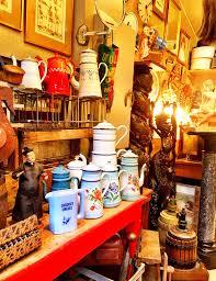 paris flea markets coffee pots