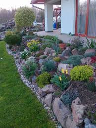 Design A Rock A Rock Garden May Be A True Work Of Art It Can Also Look