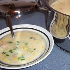 corn chowder iv