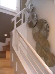 staircase and stairway wall decor nice wall decorating ideas
