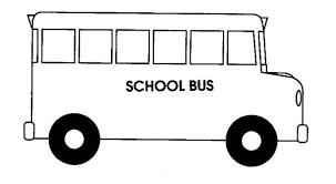 Small Picture School Bus Coloring Page Clipart Panda Free Clipart Images