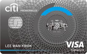 citi premiermiles card as low as hk 3 1 mile air miles credit card citi hong kong