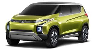 2018 mitsubishi concept. exellent mitsubishi 2018 mitsubishi pajero hybrid exterior on mitsubishi concept
