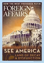 September/October 2016 | Foreign Affairs