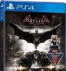 Avis Warner Batman: Arkham Knight (PS4) | Parole de Mamans