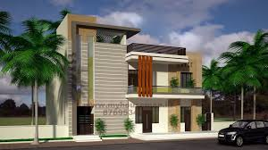 exterior front elevation design house map building design