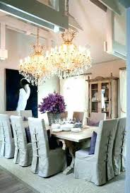 height of chandelier over dining table hanging a chandelier over a table double chandelier over dining