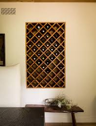wine racks for home. Delighful For In Wall Wine RackLauren Liess  Pure Style Home Intended Wine Racks For T