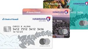 Hawaiian Airlines Barclays Introduce New Airline Credit Cards
