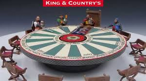 mk137 140 king arthur his knights of the round table