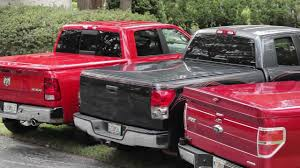 Hard Hinged Painted Tonneau Cover Product Review at AutoCustoms ...
