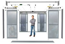 with an average of 12 years experience our technicians certified by the american association of automatic door manufacturers diagnose and fix any