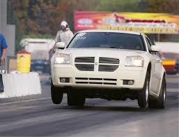 2005 Dodge Magnum R/T Arrington 468 Hemi 1/4 mile Drag Racing ...