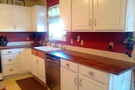 wood countertops kitchen s options