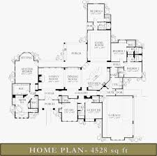5000 sq ft ranch house plans best of cool 3500 sq ft house floor plans s