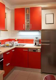 kitchen color ideas red. Minimalist Small Kitchen Color Ideas Red Picture11 | First House Survival Guide Pinterest Kitchens, Colors And