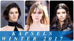 Mode Kapsels 2017 Dames Kapsels 2018