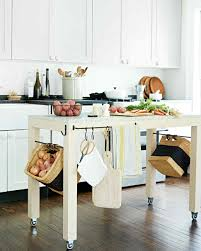 Kitchen island table with storage Build Your Own Floating Island Storage Martha Stewart The Floating Island