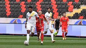 Gaziantep FK 2-2 Yeni Malatyaspor (Maç Sonucu)
