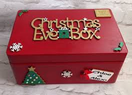 Best 25 Personalised Christmas Eve Box Ideas On Pinterest Personalised Christmas Gifts Australia