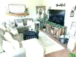 what size rug for living room sectional round area with huge i like the couch w