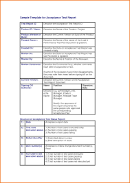 Test Report Template 24 Test Report Template Expense Report 1