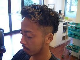 30代に似合う髪型ワイルドなメンズがしたいパーマ特集 海外の髪型
