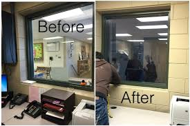 one way mirror customs inc on twitter one way mirror installed on office window one way