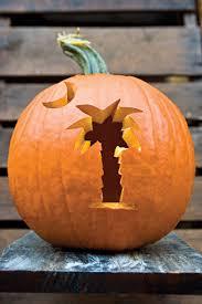 South Carolina Halloween Pumpkins