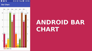 Android Vertical Bar Chart
