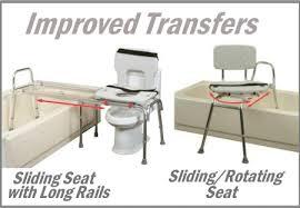 sliding transfer bench sliding bath bench