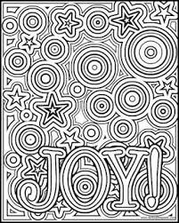 Small Picture Dont Eat the Paste Joy Coloring Page