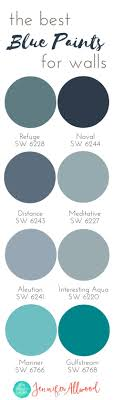 Teal Paint Colors My Fresh New Blue Kitchen Reveal The Wicker House Benjamin