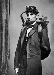 abraham lincoln ghost caught on tape. a photograph of president abraham lincoln taken during his brief yet memorable stint as paranormal ghost caught on tape
